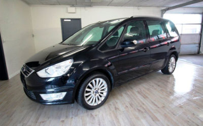 Ford Galaxy 2,0 TDCi 163 Collection 7prs 5d