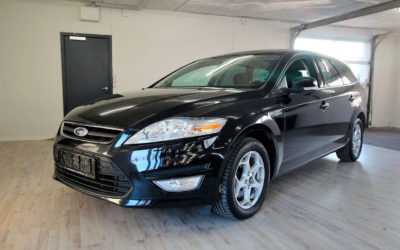 Ford Mondeo 2,0 TDCi 140 Trend Collection st.c 5d